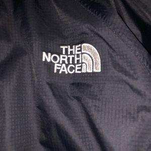 The North Face Jackets & Coats - Black North Face Rain jacket